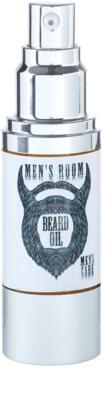 Men's Room Men's Care ulei pentru barba efect regenerator