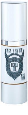 Men's Room Men's Care ulei pentru barba efect regenerator 1