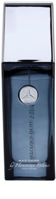 Mercedes-Benz VIP Club Black Leather Eau de Toilette para homens 2