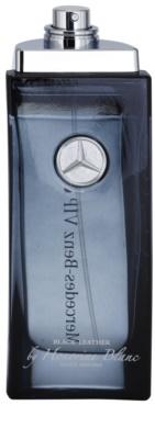 Mercedes-Benz VIP Club Black Leather woda toaletowa tester dla mężczyzn