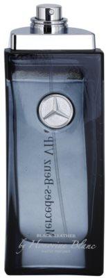 Mercedes-Benz VIP Club Black Leather тоалетна вода тестер за мъже