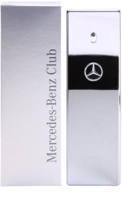 Mercedes-Benz Club Eau de Toilette para homens