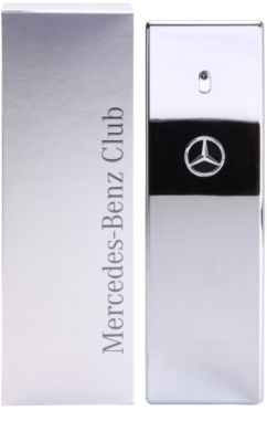 Mercedes-Benz Club toaletna voda za moške