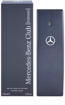 Mercedes-Benz Mercedes Benz Club Extreme eau de toilette para hombre