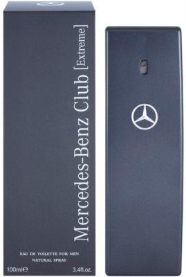 Mercedes-Benz Mercedes Benz Club Extreme Eau de Toilette para homens