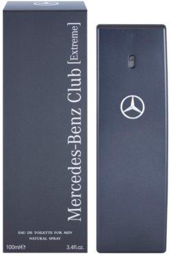 Mercedes-Benz Mercedes Benz Club Extreme toaletna voda za moške