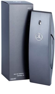 Mercedes-Benz Mercedes Benz Club Extreme eau de toilette para hombre 2
