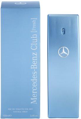 Mercedes-Benz Mercedes Benz Club Fresh eau de toilette férfiaknak