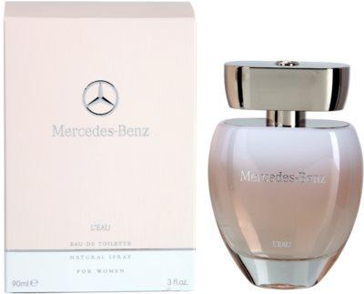 Mercedes-Benz Mercedes Benz L'Eau Eau de Toilette pentru femei