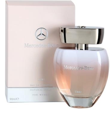 Mercedes-Benz Mercedes Benz L'Eau туалетна вода для жінок 1