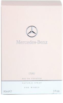 Mercedes-Benz Mercedes Benz L'Eau туалетна вода для жінок 4