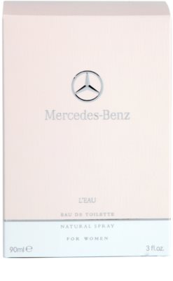 Mercedes-Benz Mercedes Benz L'Eau Eau de Toilette pentru femei 4