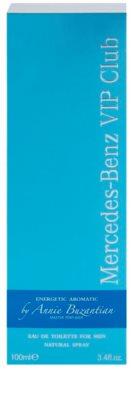 Mercedes-Benz VIP Club Energetic Aromatic eau de toilette para hombre 4