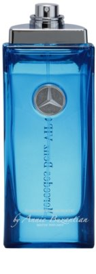 Mercedes-Benz VIP Club Energetic Aromatic toaletní voda tester pro muže