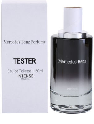 Mercedes-Benz Mercedes Benz Intense тоалетна вода тестер за мъже 2