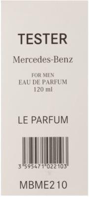 Mercedes-Benz Mercedes Benz Le Parfum парфюмна вода тестер за мъже 1