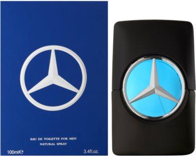 Mercedes-Benz Man toaletna voda za moške