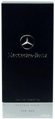 Mercedes-Benz Mercedes Benz Eau de Toilette para homens 4