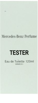 Mercedes-Benz Mercedes Benz toaletní voda tester pro muže 2