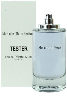 Mercedes-Benz Mercedes Benz toaletní voda tester pro muže 1