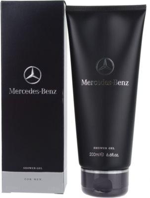 Mercedes-Benz Mercedes Benz гель для душу для чоловіків