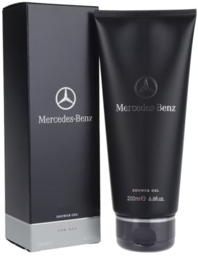 Mercedes-Benz Mercedes Benz гель для душу для чоловіків 1