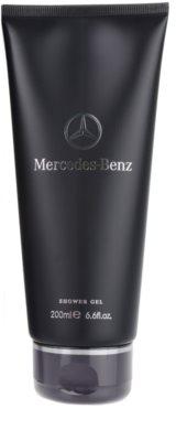 Mercedes-Benz Mercedes Benz гель для душу для чоловіків 2