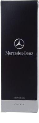 Mercedes-Benz Mercedes Benz гель для душу для чоловіків 3