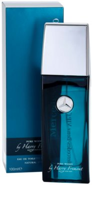 Mercedes-Benz VIP Club Pure Woody eau de toilette férfiaknak 1