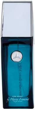 Mercedes-Benz VIP Club Pure Woody eau de toilette férfiaknak 2