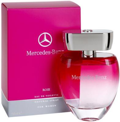 Mercedes-Benz Mercedes Benz Rose eau de toilette nőknek 1