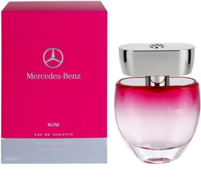 Mercedes-Benz Mercedes Benz Rose eau de toilette para mujer