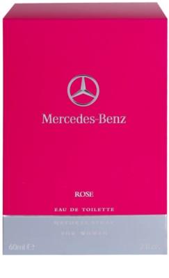 Mercedes-Benz Mercedes Benz Rose Eau de Toilette für Damen 4
