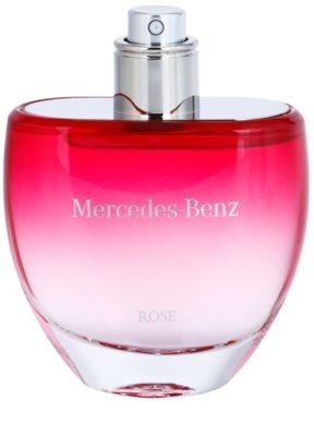 Mercedes-Benz Mercedes Benz Rose туалетна вода тестер для жінок