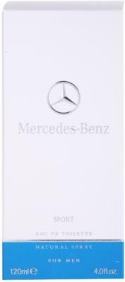 Mercedes-Benz Sport туалетна вода для чоловіків 4