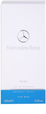 Mercedes-Benz Sport Eau de Toilette pentru barbati 4