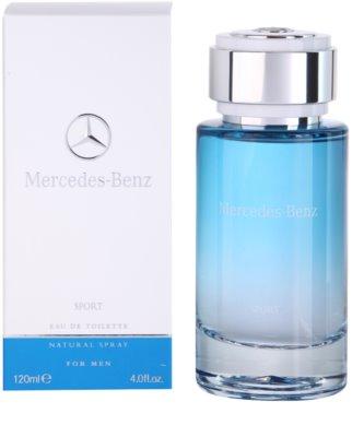 Mercedes-Benz Sport Eau de Toilette pentru barbati