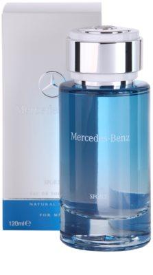 Mercedes-Benz Sport Eau de Toilette pentru barbati 1