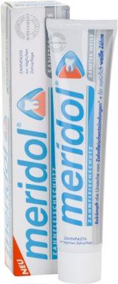 Meridol Dental Care dentífrico com efeito branqueador 1