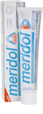 Meridol Dental Care fogkrém fehérítő hatással 1