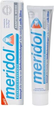 Meridol Dental Care fogkrém fehérítő hatással 2