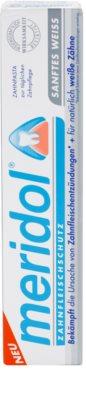 Meridol Dental Care dentífrico com efeito branqueador 3