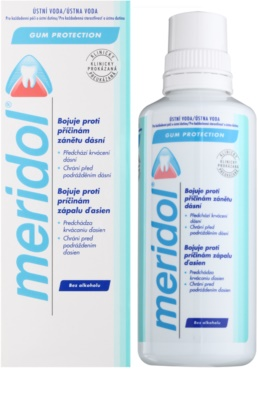 Meridol Dental Care elixir bocal sem álcool 1