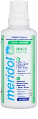 Meridol Halitosis ustna voda proti slabemu zadahu