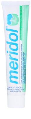 Meridol Halitosis Pasta em gel para dentes e língua contra mau hálito 1