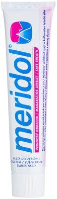 Meridol Halitosis Gel-Paste für Zähne und Zunge gegen Mundgeruch