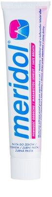 Meridol Halitosis гелева паста для зубів і язика від неприємного запаху з рота