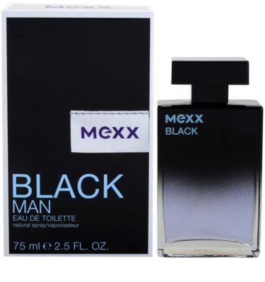 Mexx Black Man New Look Eau de Toilette für Herren