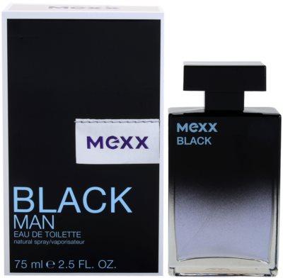 Mexx Black Man New Look toaletní voda pro muže