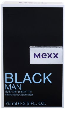 Mexx Black Man New Look eau de toilette para hombre 4